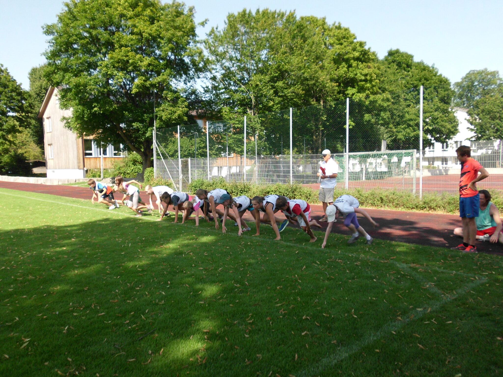 Sportabzeichen 2013
